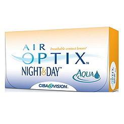 CIBA VISION AIR OPTIX NIGHT & DAY Aqua (Pack/ 3 Lenses)
