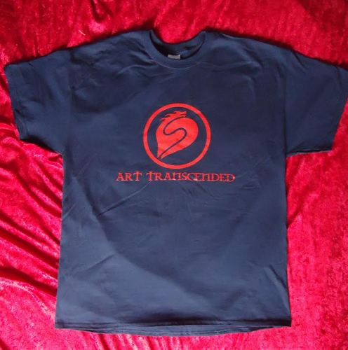 "Skjold ""Art Transcended"" Tee Shirt - Medium"