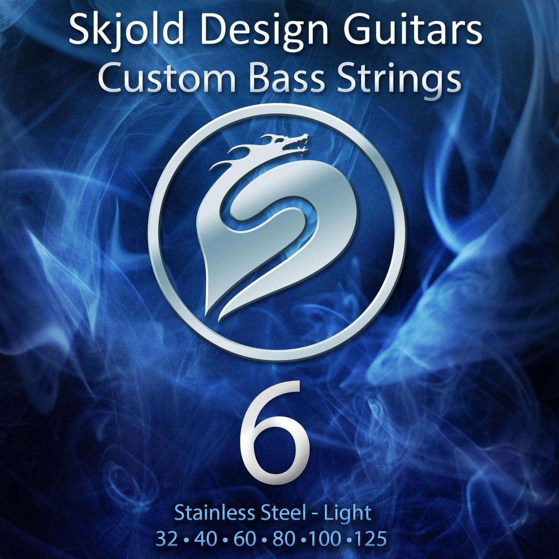 Stainless Steel - 6 String Light