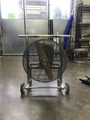 Windmaschine Benzin