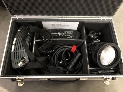 200W Sachtler HMI handlampe