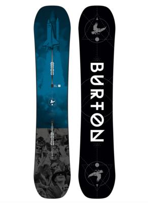 Burton Process Flying W