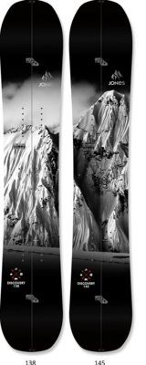 Jones DISCOVERY Splitboard