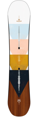 Burton Yeasayer Flying V 2020 mit Bindung