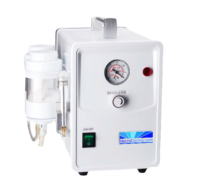 2-in-1 Microdermabrasion Machine
