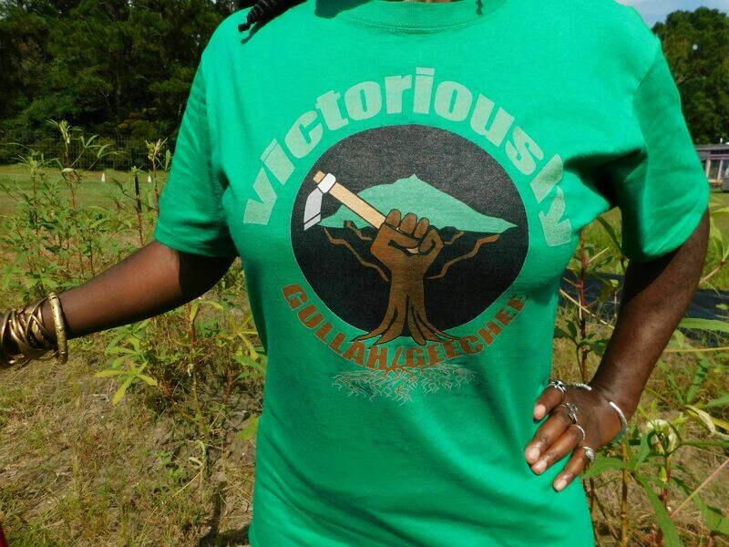 Victoriously Gullah/Geechee Stand fa de Land T