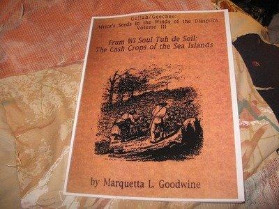 Frum We Soul ta de Soil: Cotton, Rice & Indigo