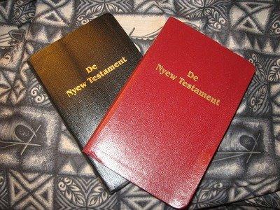 De Nyew Testament (Gullah Bible)