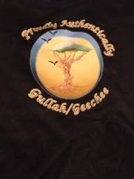 Proudly Authentically Gullah/Geechee Black Gold Edition T