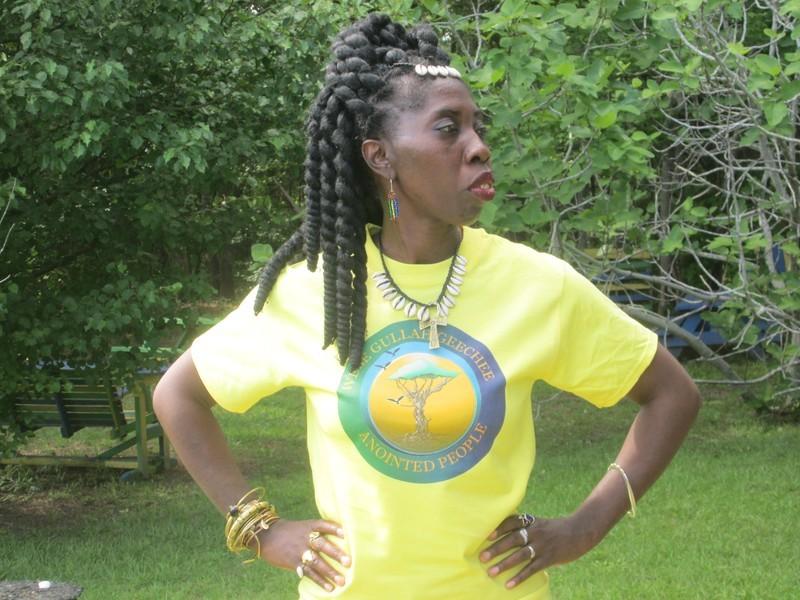 WEBE Gullah/Geechee T-shirt