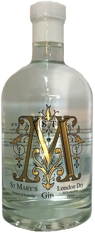 St Mary's London Dry Gin