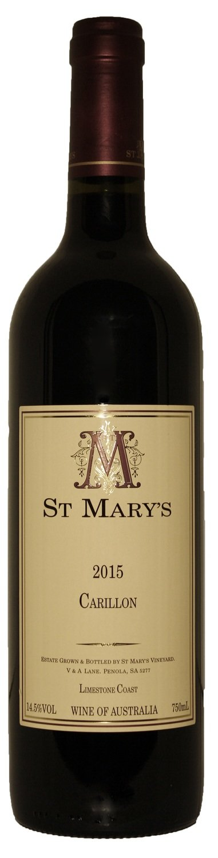 St Mary's Wines 2016 'Carillon'