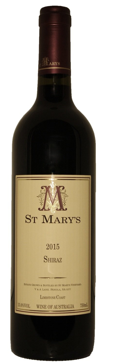 St Mary's Wines 2016 Shiraz