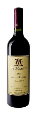 St Mary's Wines 2016 House Block Cabernet Sauvignon