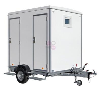 Toiletwagen 2WC-1U