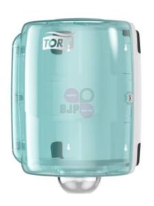 Tork Maxi-rol Dispenser Turquoise W2