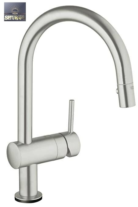 GROHE ELECTRIC MINTA TOUCH