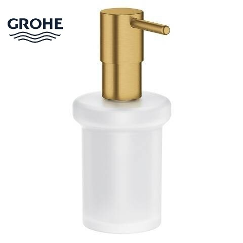 GROHE ESSENTIALS-GOLD BRUSHED