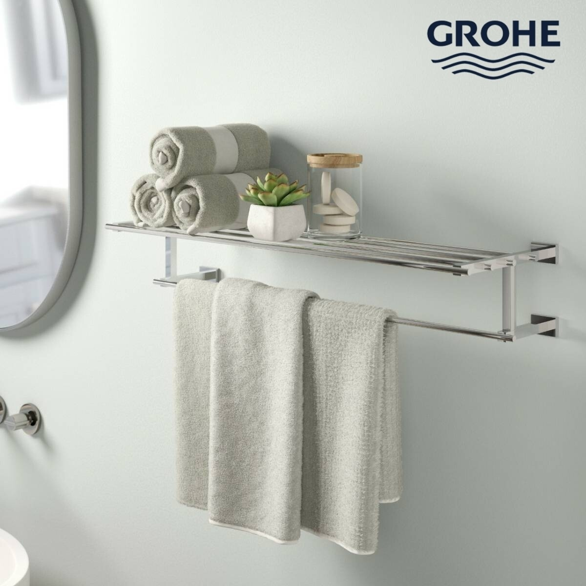 GROHE ESSENTIAL CUBE