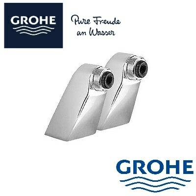 GROHE INCLINED PILLAR UNION