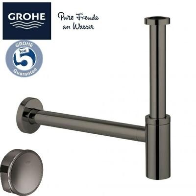 GROHE  BOTTLE TRAP 11/4  HARD GRAPHITE