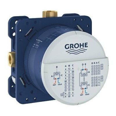 GROHE CONCEALED MACHINE