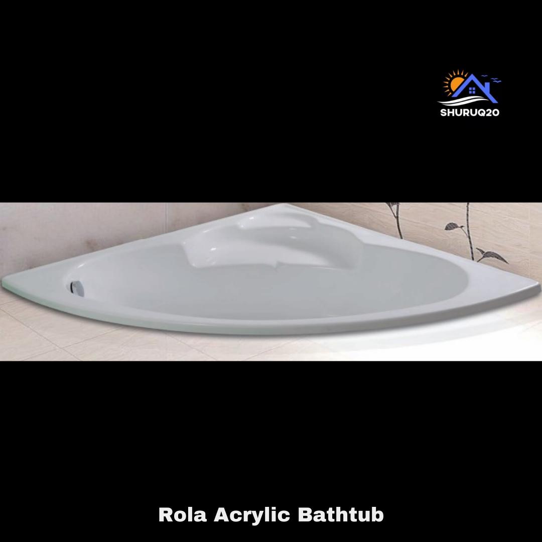 Rola Acrylic Bathtub