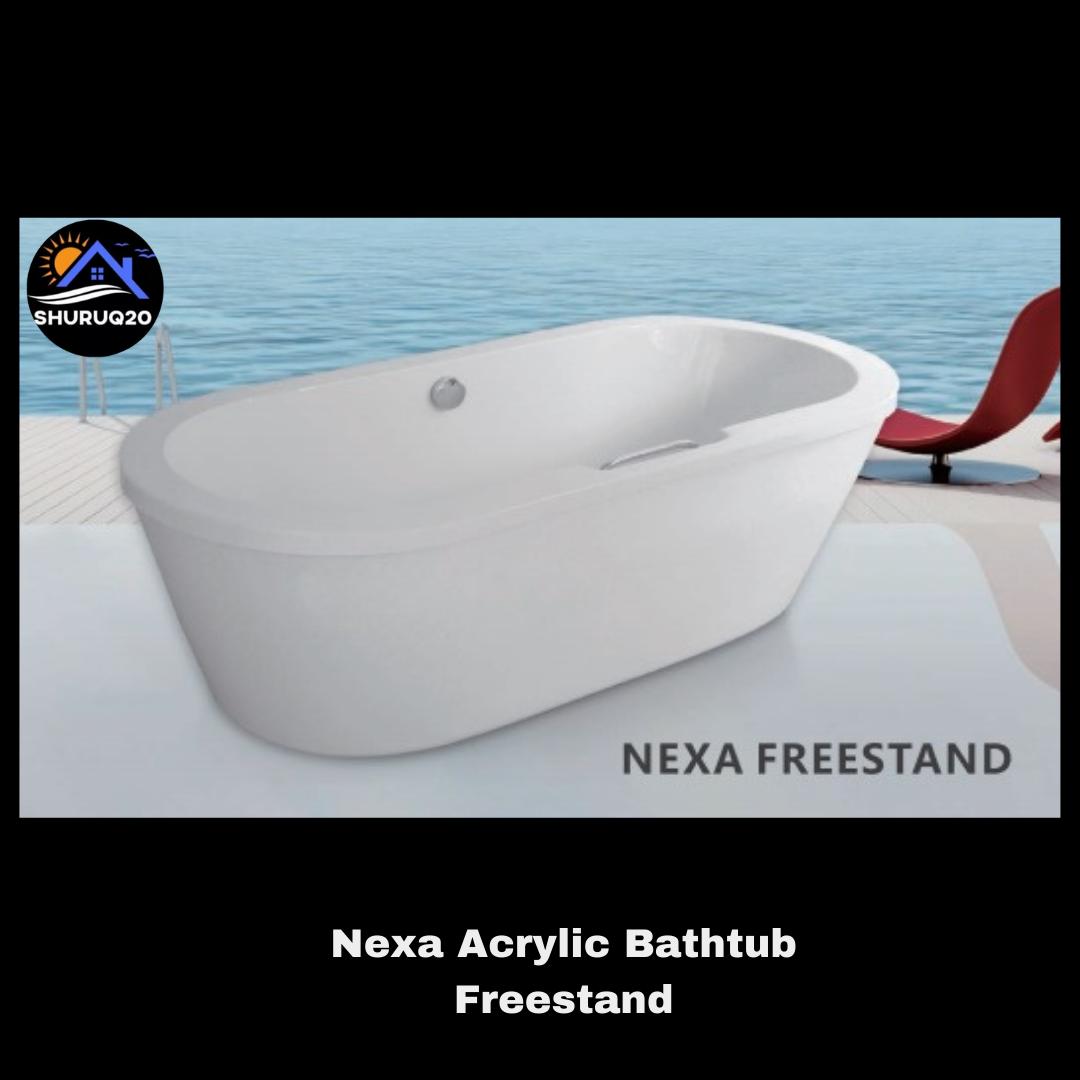 Nexa Freestand Acrylic Bathtub