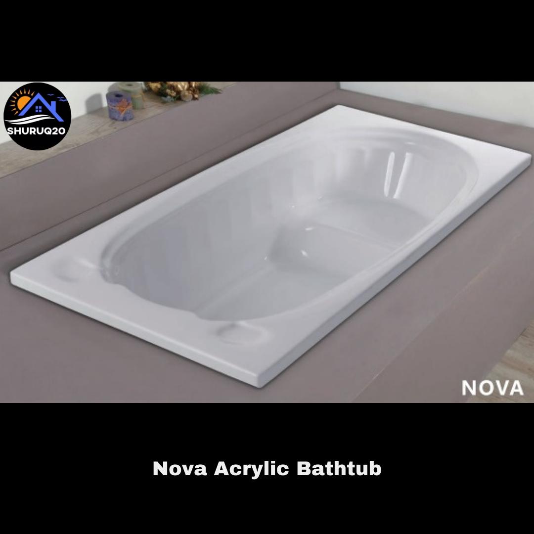 Nova Acrylic Bathtub