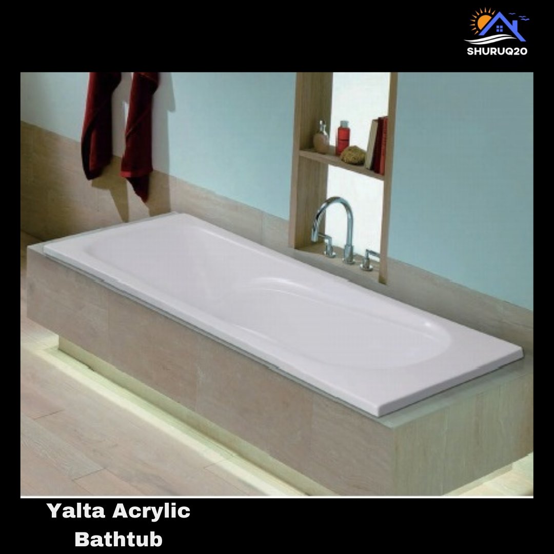 Yalta Acrylic Bathtub
