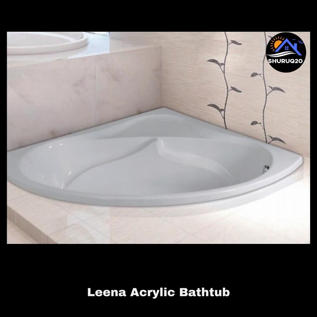 Leena Acrylic Bathtub