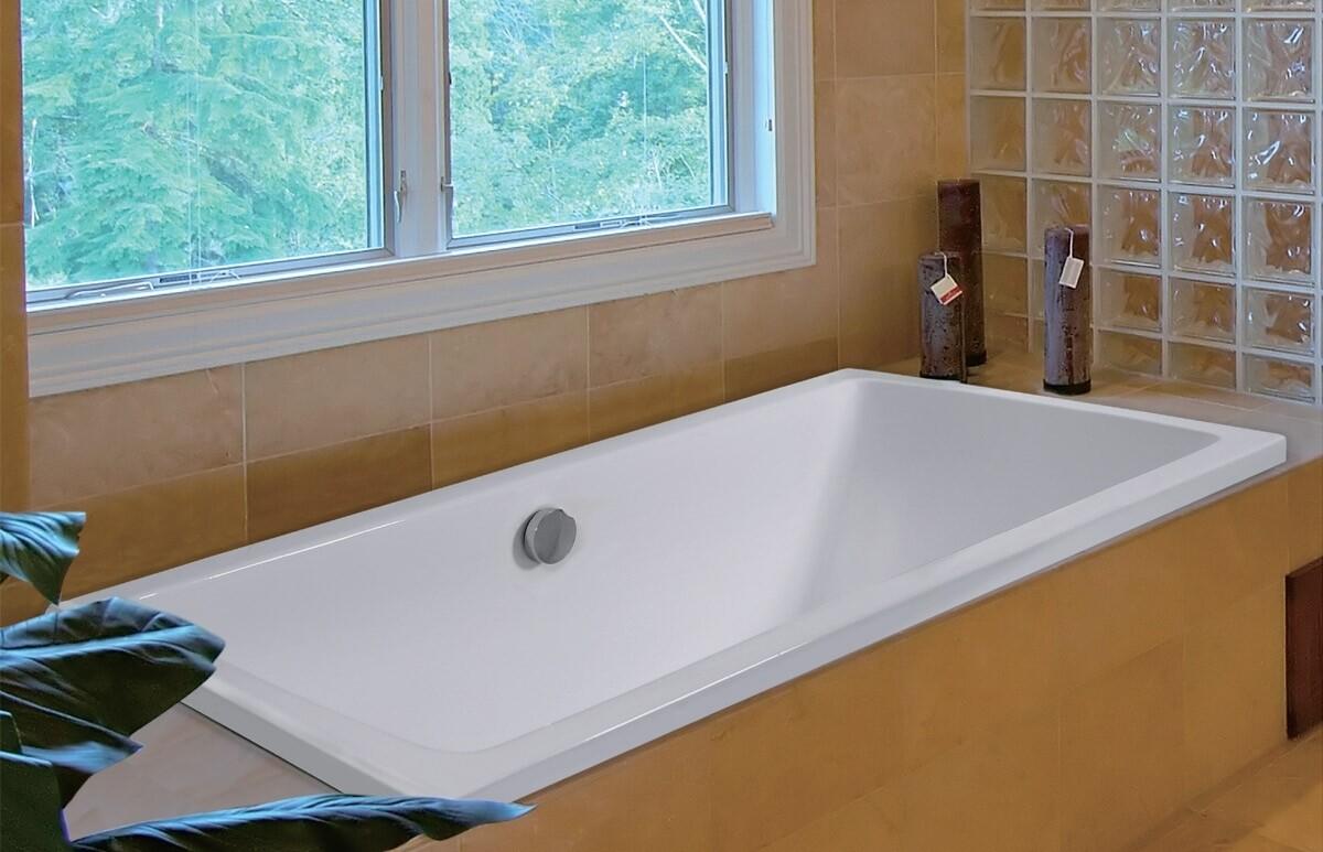 Adina Acrylic Bathtub