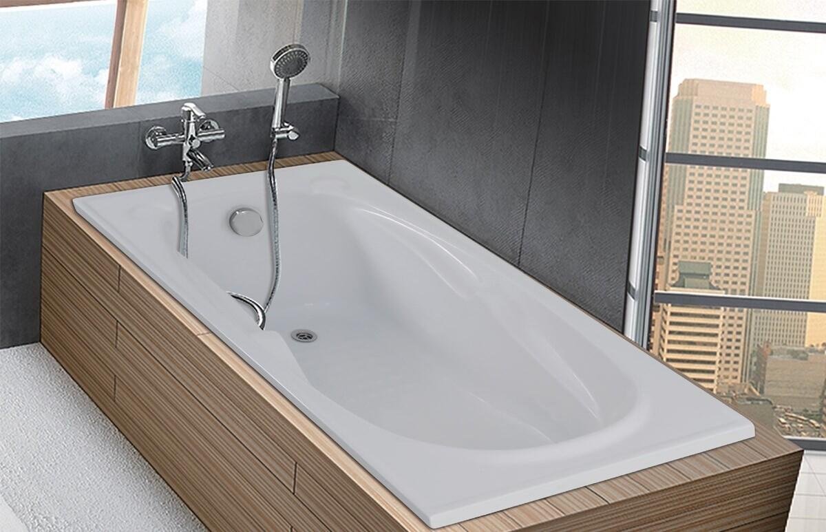 Alco Acrylic Bathtub
