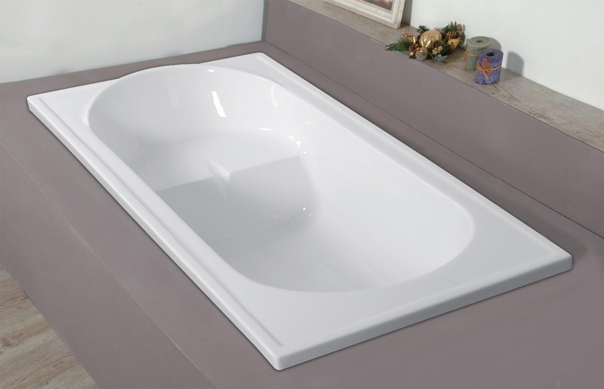 Areej Acrylic Bathtub