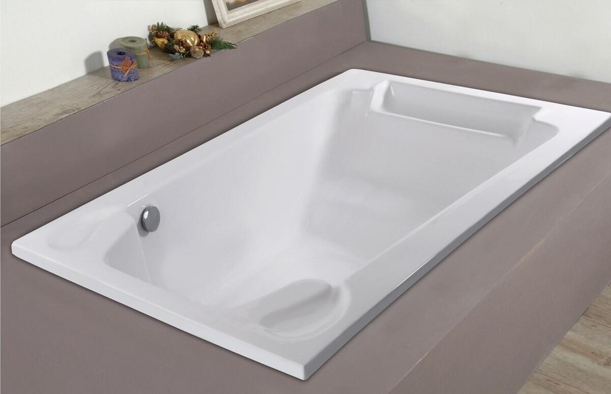 Alana Acrylic Bathtub