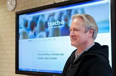 TeachVR Leerkrachtenlicentie