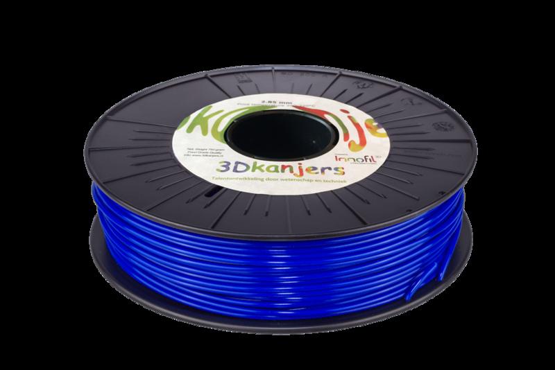 3Dkanjers PLA-Filament Blauw