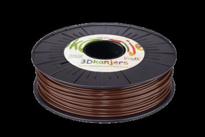3Dkanjers PLA-Filament Bruin