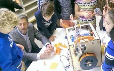 Gastles/bijeenkomst: 3D-printen voor leerlingen en/of leerkrachten