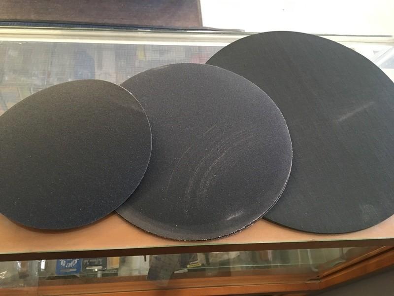 CLOSE OUT!! 220 grit silicon carbide discs