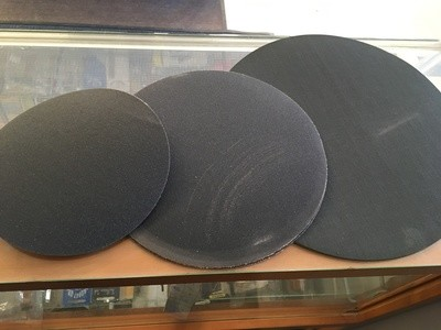 CLOSE OUT!! 220 grit silicon carbide discs