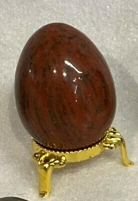 Red Jasper Egg