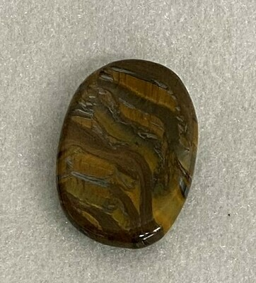 TigerEye Worry Stone