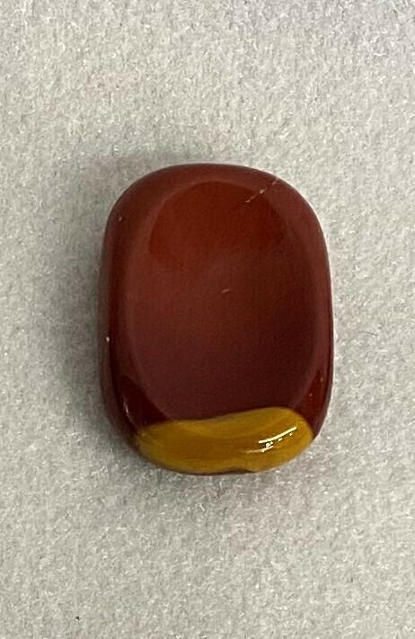Mookaite Jasper Worry Stone