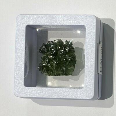 Beautiful Moldavite specimen