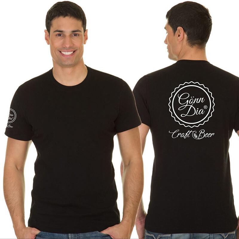 T-Shirt Kurzarm GEFLAMMT ST-101