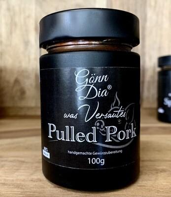 Pulled Pork (GÖNN DIA was Versautes)