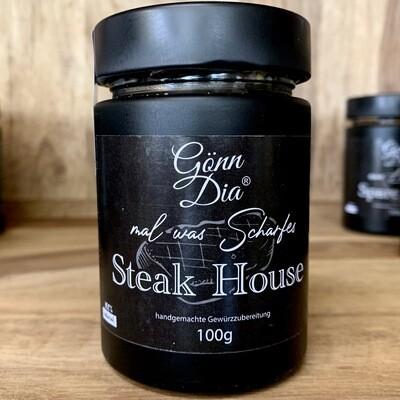 Steak House (GÖNN DIA mal was Scharfes)