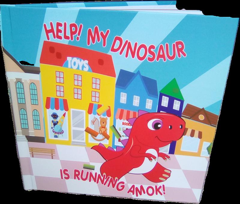 Help! My Dinosaur Is Running Amok!