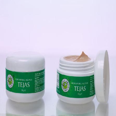 (TEJAS - READY TO USE) NATURAL FACE PACK 50g